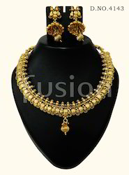 Antique Designer Necklace Set