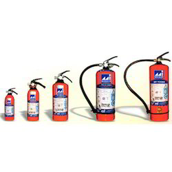 Dry Chemical Fire Extinguishers.