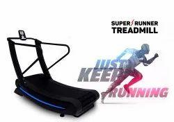 Commercial Curve Treadmill