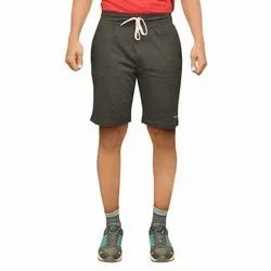 Black Old Sprit Mens Shorts, Size: S to XL