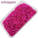 Eshoppee 1kg Pink Color Seed Beads 8/0