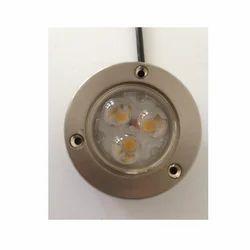3 Watt IP-68-2 Outdoor Light, for Outdoor Lighting