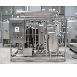 Semi Automatic Milk Powder Processing Machine