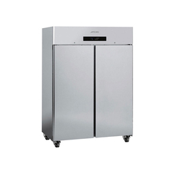 Vandanish Stainless Steel Two Door Refrigerator