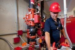 Fire Suppression Systems Maintenance Service