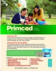 Evening Primrose Oil  & Cod Liver Oil Soft Gelatin Capsule