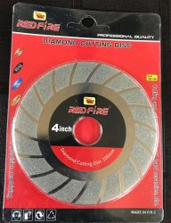 REDFIRE CUTTING DISC CD BLADE