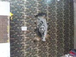 Tiger Wall Photo Tiles