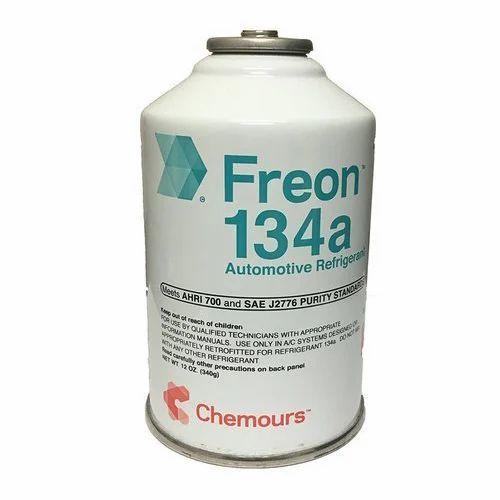 Refrigerant Gas R134A Freon Refrigerant Gas Wholesale