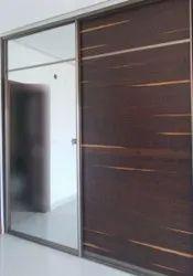 Modular Wooden Wardrobe