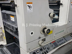 Hamada H234E Mini Offset Printing Machines