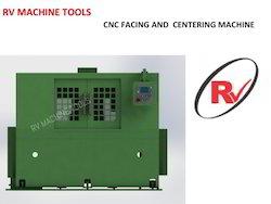 CNC Facing & Centering Machine