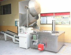 Circular Rectangular Batch Type Frying System