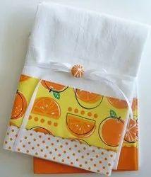 Cotton Printed Flour Sack Towels