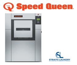 Speed Queen Commercial On-Premises Barrier Washer Extractor Model - SMC360DDC0PU2B10AU