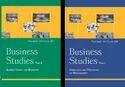English Book Business Studies Part 1 & Part 2 Set For Class 12, Ncert