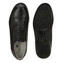 Police Uniform Shoes Black