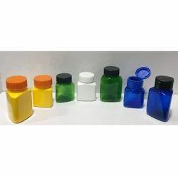 35 Ml And 65 Ml Triangular Jars