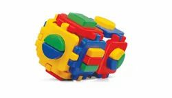 Kids Indoor Play Ground Equipment Geometric Mount