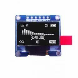OLED 6 Pin 128x64 Display Module 0.96 Inch
