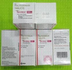 Raltegravir Tablet