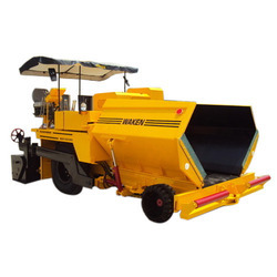 Automatic Asphalt Paver Finisher