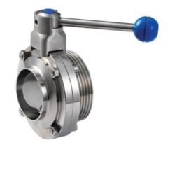 Sanitary Butterfly Valves