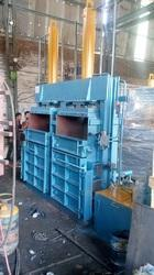 Double Box And Double Cylinder Baling Machine for Waste Paper