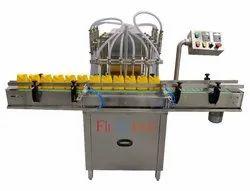 PlasticJar Sealing Machine