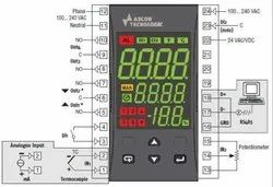 Ascon Servo Motor Controller KX6 with RS485/KX6 Ascon Forward Reverse output with Auto/Manual mode