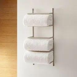 White bathroom towel, for Hotel