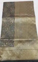 Banarasi Jaal Saree, With Blouse Piece