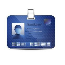 Plastic Chip ID Cards