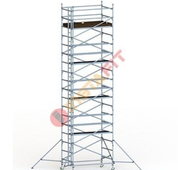 Aluminium Lightweight Tower Scaffolding