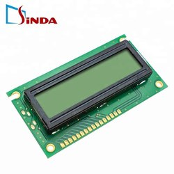 16X2 SINDA LCD Display