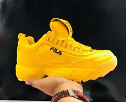 Fila Shoes for Girl's \u0026 Boys, खेल के