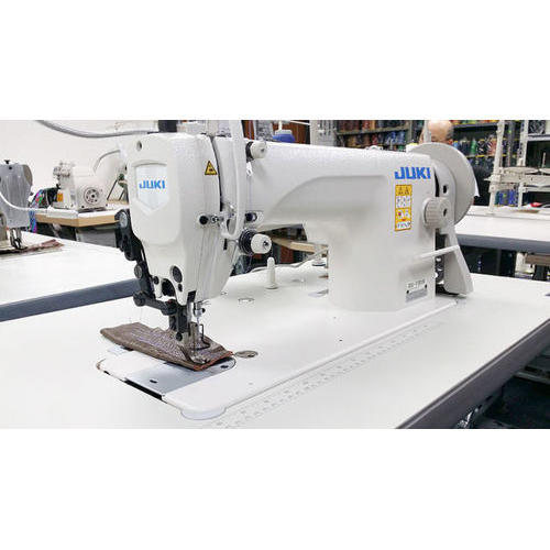 Juki SemiAutomatic Heavy Duty Leather Sewing Machine Model DU Beauteous Juki Heavy Duty Sewing Machine