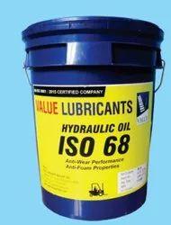 Hydraulic Oils for Industrial