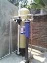 Iron Removal Plant with sediment filter