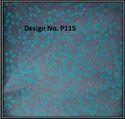 Non Woven Printed (metallic) Fabric
