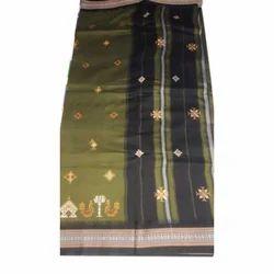 Kasuti Kashida Silk Saree