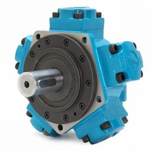 Hydraulic Motor - Hydraulic Mud Pump Motor Wholesale Trader from Ghaziabad
