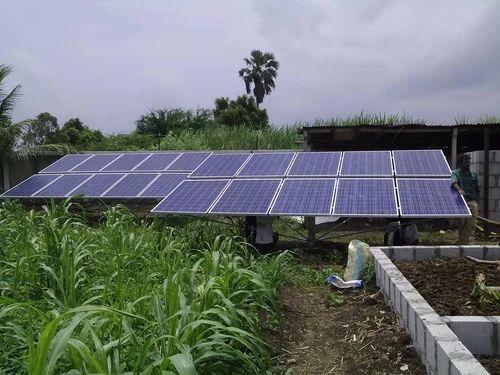 Agriculture Solar Pump Solar Pumpset Solar Water Pump