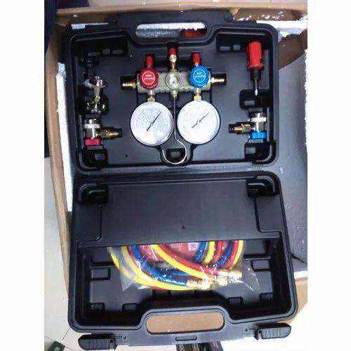 Manifold Refrigerator Recharge Kit