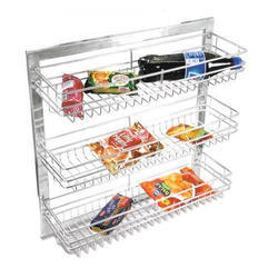 Multi Purpose Pullout Basket