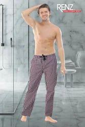 Men's Cotton Payjama, Size: M, L, XL & XXL