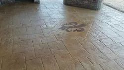 Stamped Concrete Tiles
