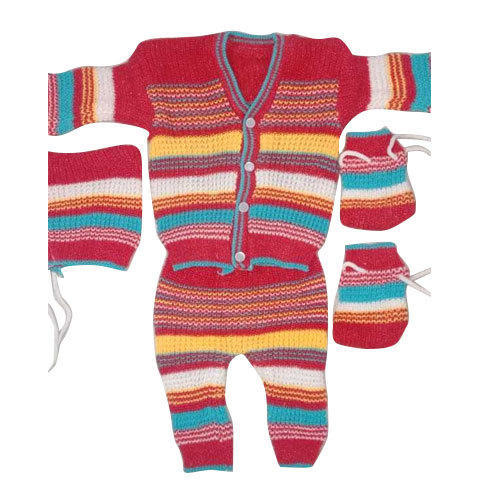30c5ae4cce54 Woolen Baby Dress at Rs 130  set