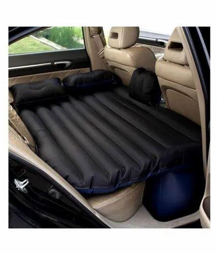 Telebrands Air Sofa Bed Review: Car Travel Inflatable Sofa Mattress Air Bed Cushion