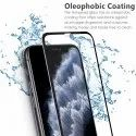 iPhone X  (Black) Tempered Glass 3D Full Cover Series